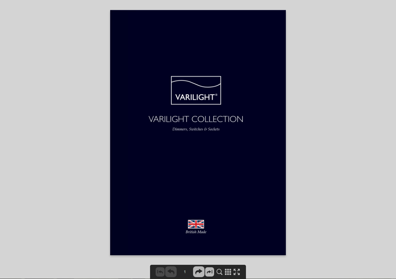 Varilight Catalogue