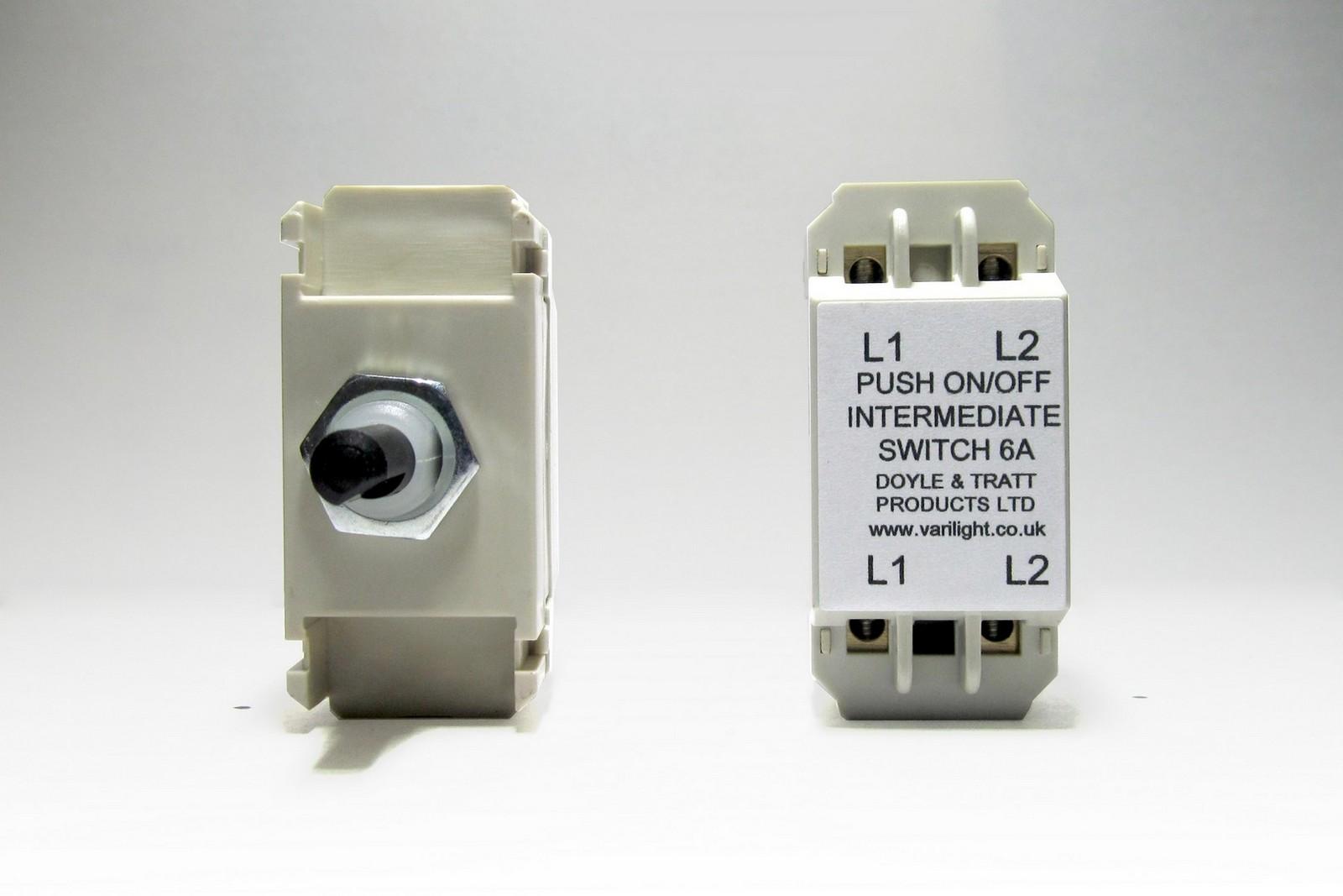 Intermediate Push On/Off Module - MPINT