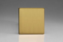 European Brushed Brass