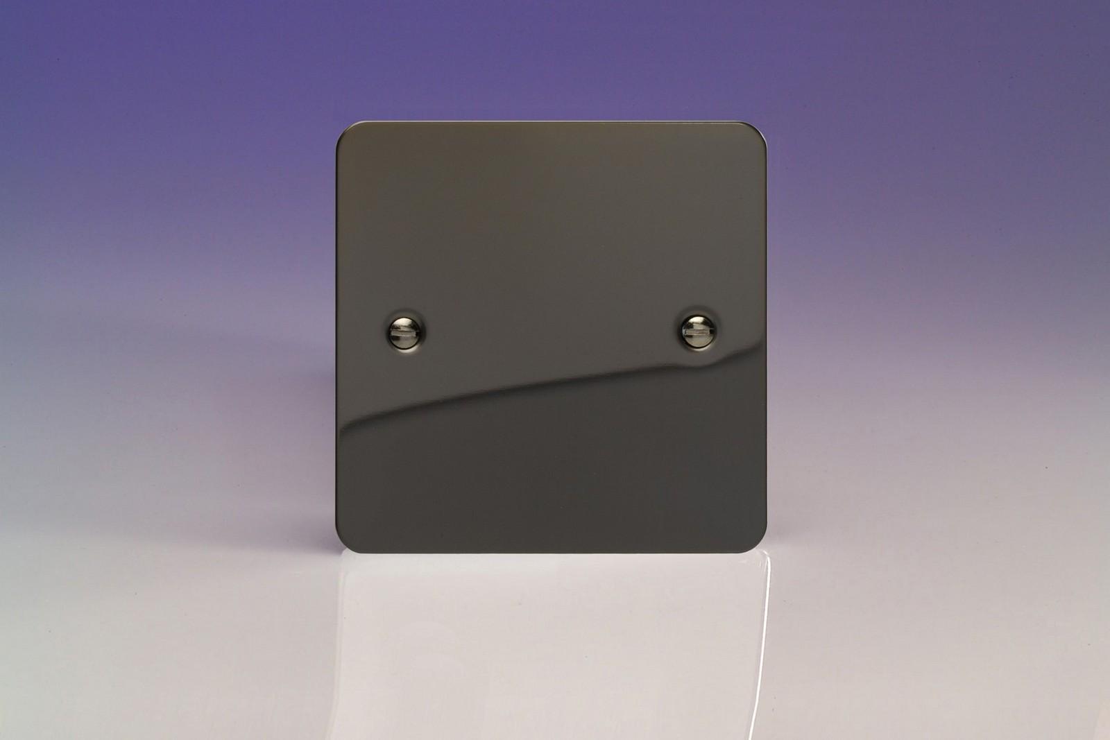 Ultraflat Iridium Black
