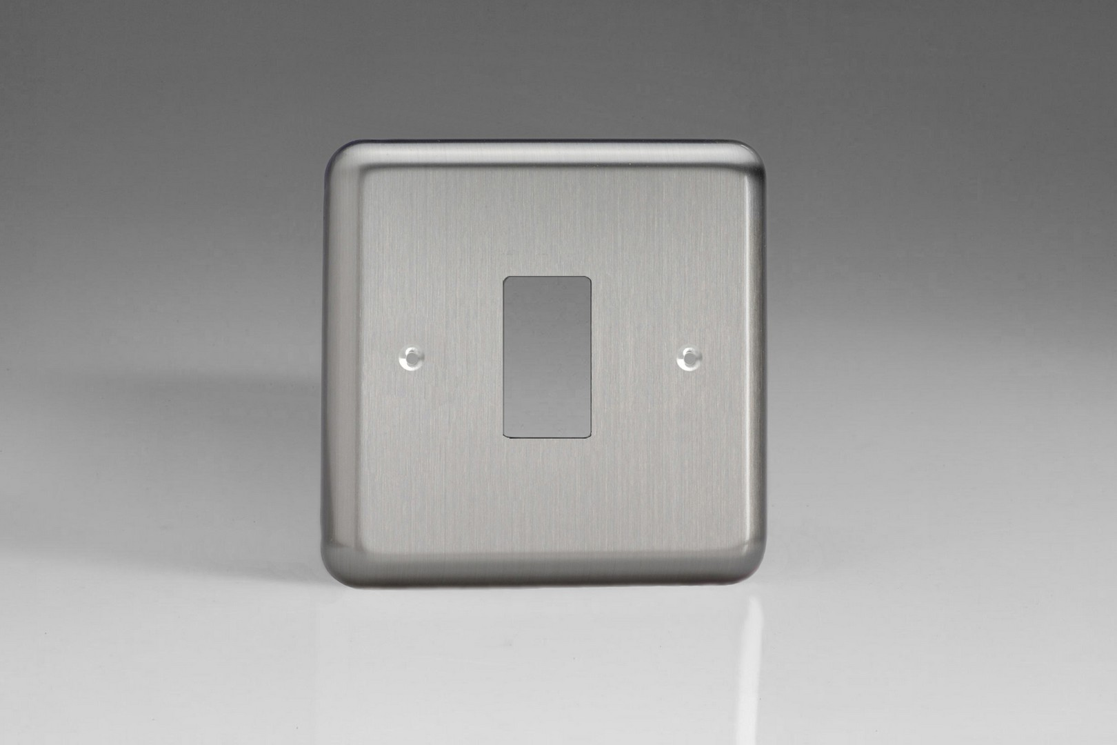 Varilight Powergrid Collection 4 Way Light Switch Uk Matt Chrome Plate