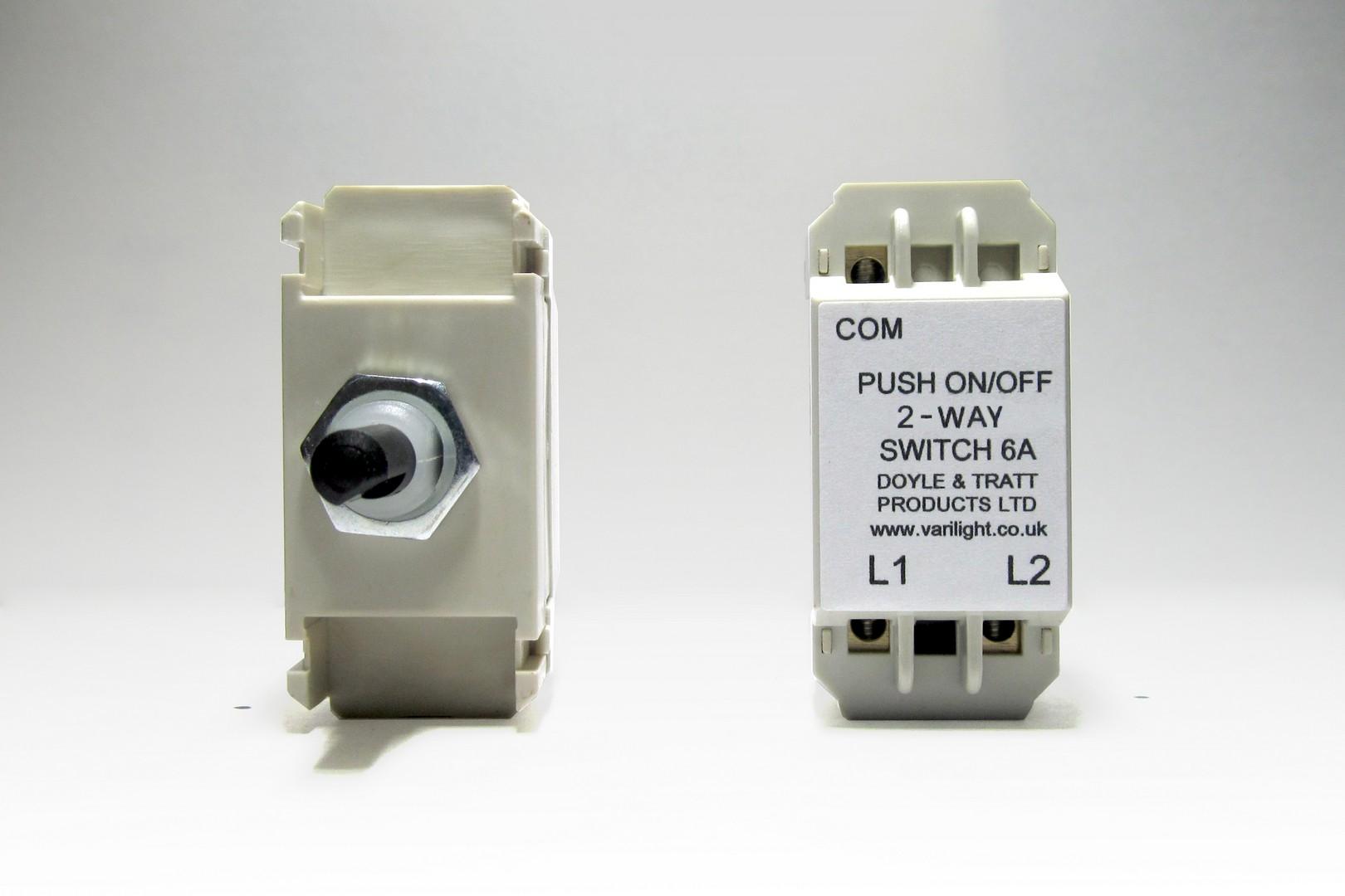 2-Way Push On/Off Module - Z0H0