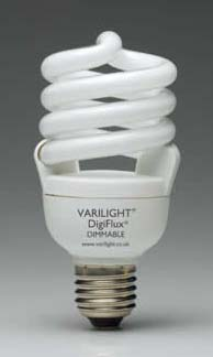 VARILIGHT DigiFlux Dimmer Dimmable CFLs