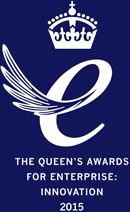 Queen's Award for Innovation 2015