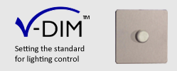 V-Dim Dimmer Series - Setting the standard for lighting control