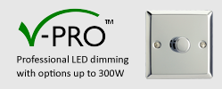 V-Pro Dimmer Series - Universal LED Dimming
