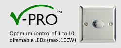 V-Pro Dimmer Series - Optimum control of dimmable LEDs