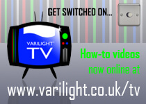 Varilight TV - How-to videos now online