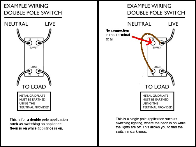 Varilight Wiring Diagrams
